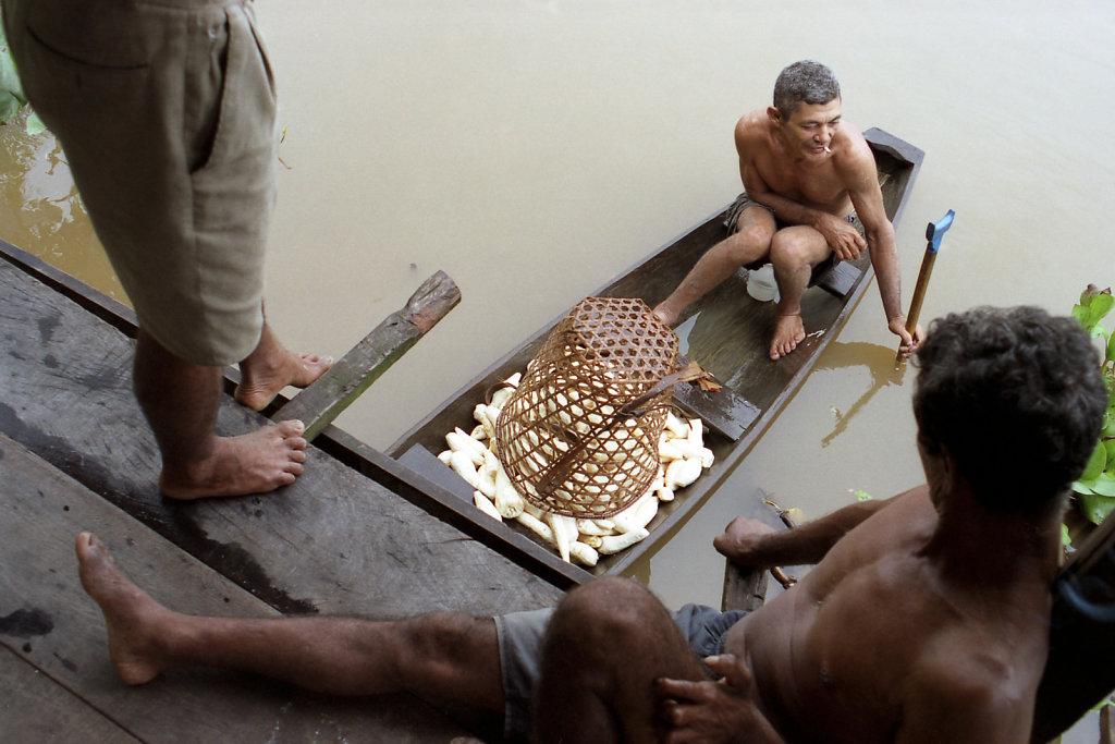 Marajo ou la vie sur pilotis / Embouchure de l'Amazonie, Brésil